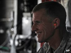 General Stanley McChrystal