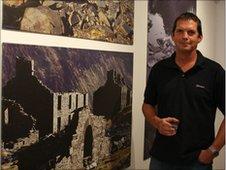 Rory Trappe of Blaenau Ffestiniog Camera Club with his images