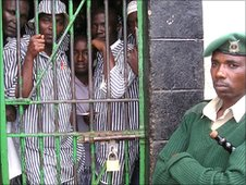 Prisoners in Meru, Kenya (Archive photo)