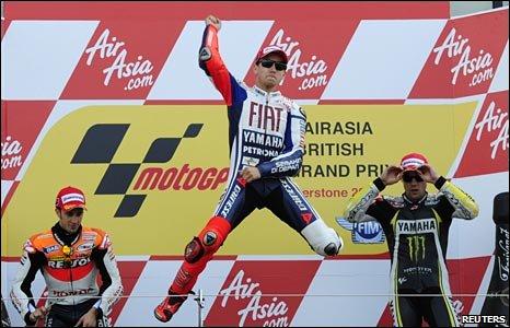 BBC Sport - Motorbikes - Steve Parrish's MotoGP column