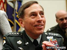 Gen Petraeus. Photo: June 2010