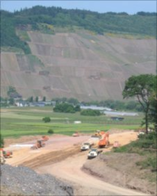 Mosel valley works