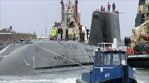 Launch of HMS Astute