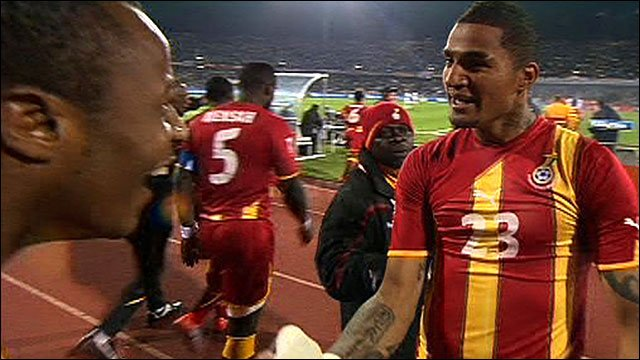 Ghana&amp;apos;s Kevin-Prince Boateng