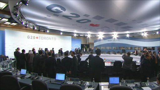 G20 conference room