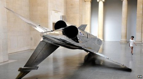 Jaguar jet