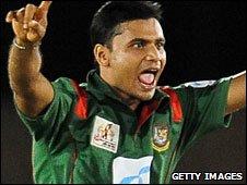 Bangladesh captain Mashrafe Mortaza