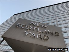 New Scotland Yard building