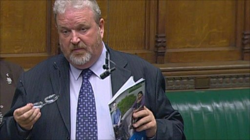 Labour MP David Anderson