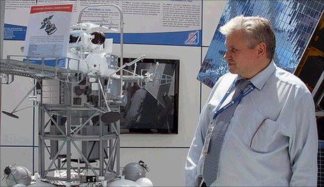 Viktor Khartov (AZak/RussianSpaceWeb.com)