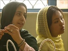 Women in Kabul jail