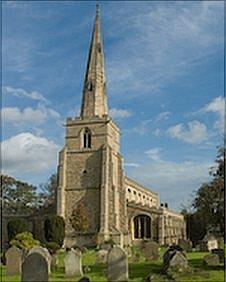 St Andrew's church, Chesterton, Cambridge