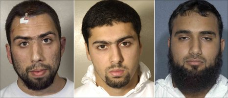 Trio found guilty at Woolwich Crown Court
