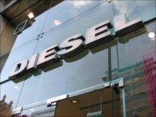 Diesel store
