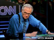 Larry King, Nov 2004
