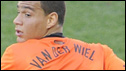 Netherlands defender Gregory Van der Wiel