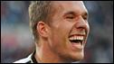 Germany's Lukas Podolski