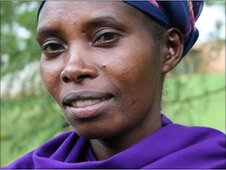 Anastasie Kayirangwa