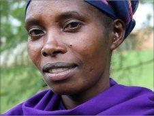 Anastasie Kayirangwa