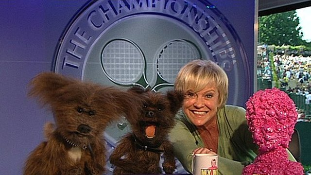 Dodge, Hacker and Sue Barker