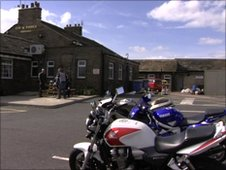 The Cat & Fiddle pub