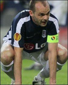 Fulham captain Danny Murphy