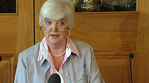 Dame Deirdre Hine