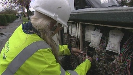 Genuine BT engineer