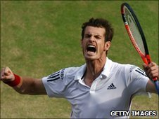 Andy Murray in 2010