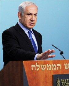 Benjamin Netanyahu, 1 July