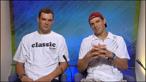 The Bryan Brothers!