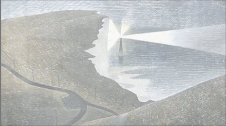 Beachy Head by Paul Ravilious