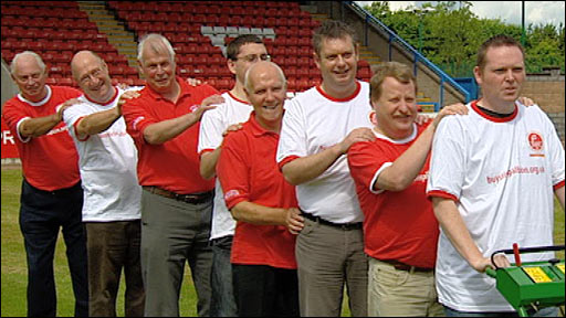 Stirling Albion fans now own their club