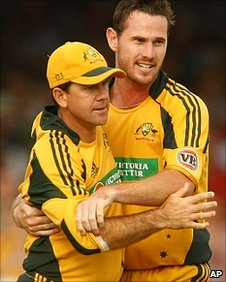 Ponting and Tait
