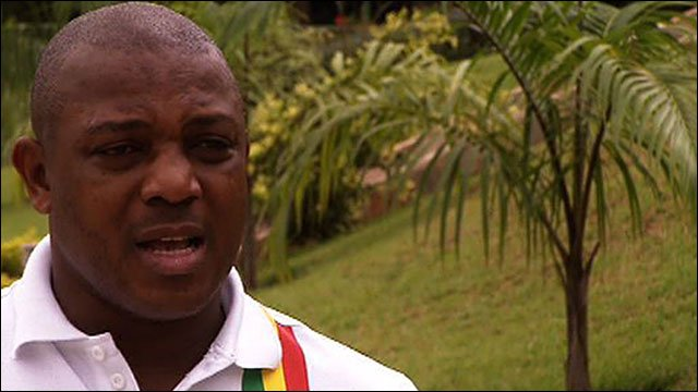 Former Togo and Mali coach Stephen Keshi