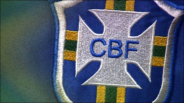 The Brazilian Football badge