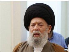 Grand Ayatollah Mohammed Hussein Fadlallah, April 2009