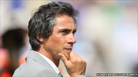 Paulo Sousa spent just one season at the Liberty Stadium