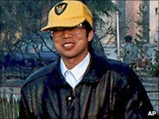 Xue Feng (file photo 1993)
