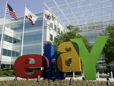 eBay headquarters in San Francisco