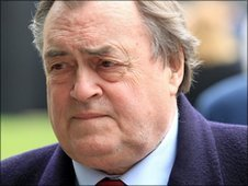 BBC News - John Prescott joins Edinburgh politics festival line up