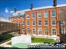 Elm Court School, Lambeth, London
