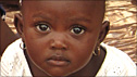 Child in Haiti