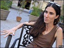 Blogger Yoani Sanchez