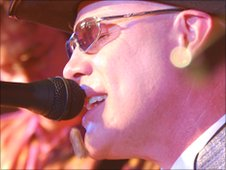 Thomas Dolby at the Maverick Festival
