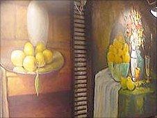 Mango art in India