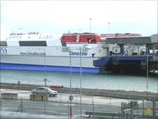 Port of Holyhead