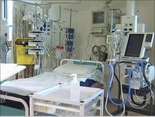 Generic hospital ICU
