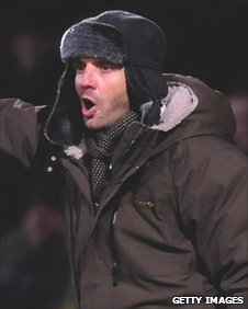 Paul Tisdale led Exeter City to back-to-back promotions