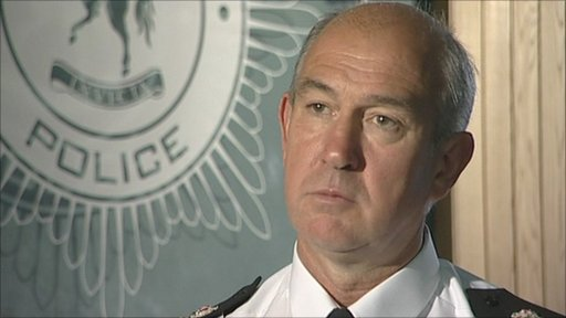 Ian Learmonth,  Chief Constable of Kent Police